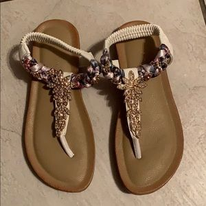 Barely worn Liliana sandals